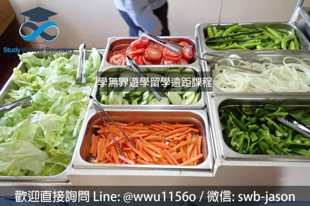 MONOL每餐都有的生菜沙拉