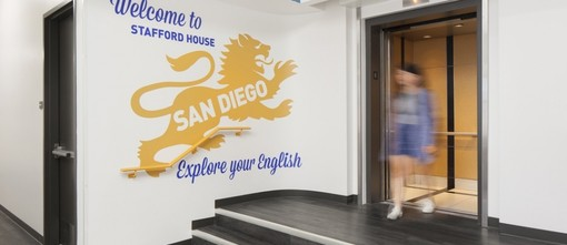 Stafford House San Diego Stafford House語言學校聖地牙哥分校